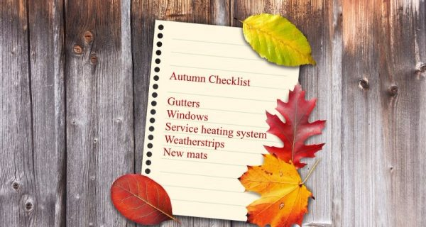 5 Things to Add to Your Autumn Office Cleaning Checklist