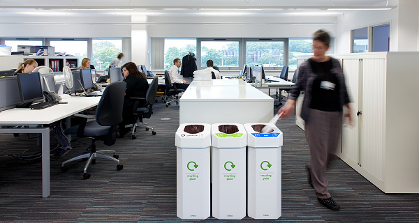 cut cost on office waste