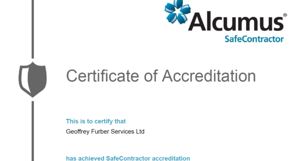 safecontractor accreditation for aZtec Commercial Cleaning