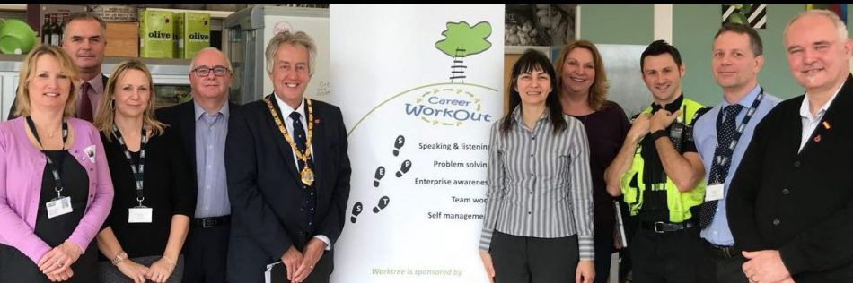 Getting Involved With Local Milton Keynes Charity Worktree