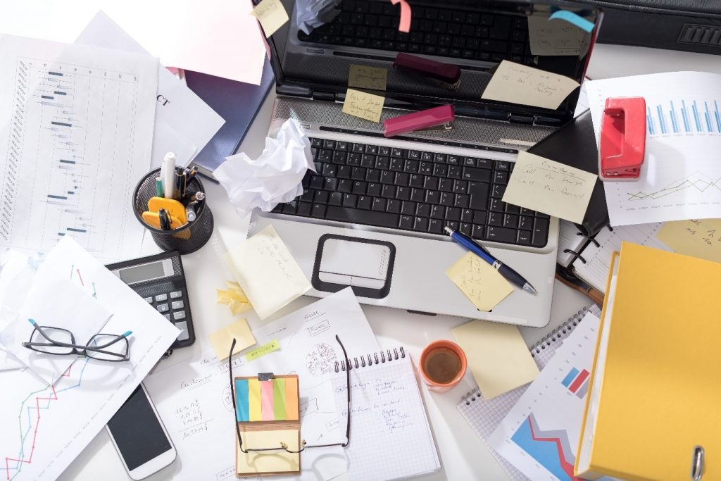 5 Potential Hazards of An Unclean Workspace