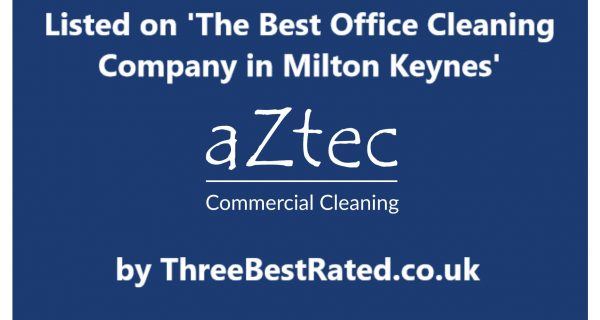 best office cleaning company in milton keynes aztec