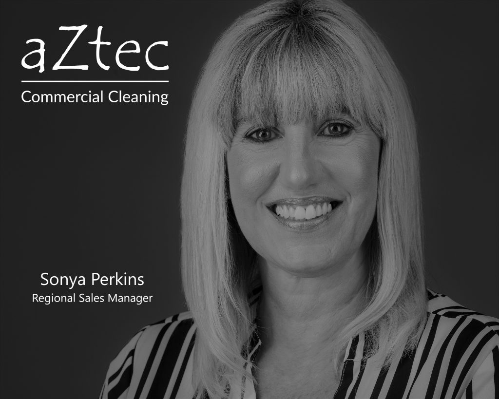 Sonya Perkins Sales Manager aZtec Commercial Cleaning